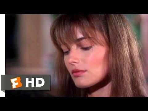 Her Alibi (1989) - Sexy Haircut Scene (3/10) | Movieclips