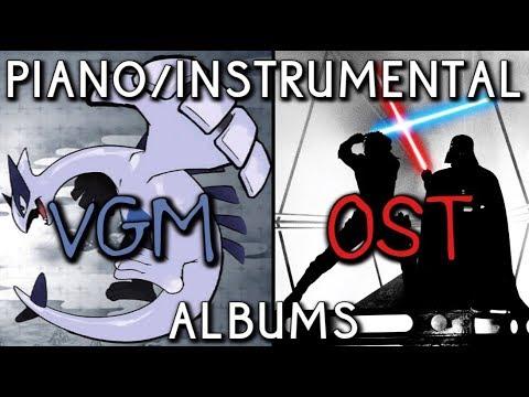Piano/Instrumental Works (VIDEO GAME THEMES - Volume V) & (MOVIE SCORE THEMES - Volume III)