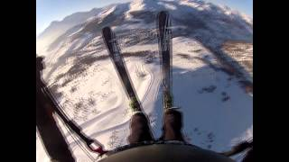 Sestriere from the sky Thumbnail