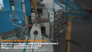 Automatic Paper Core / Tube Making Machines ( TZ-ZJ-A )
