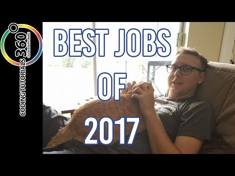 Best Jobs of 2017 | High Growth, Salary and Available Jobs | Ask a Dev
