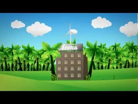 Ecosia - El Buscador Ecológico