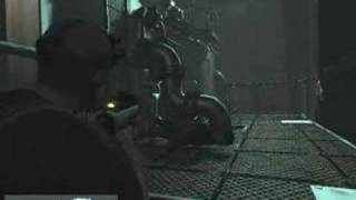 Splinter Cell Double Agent Final Mission Part 3