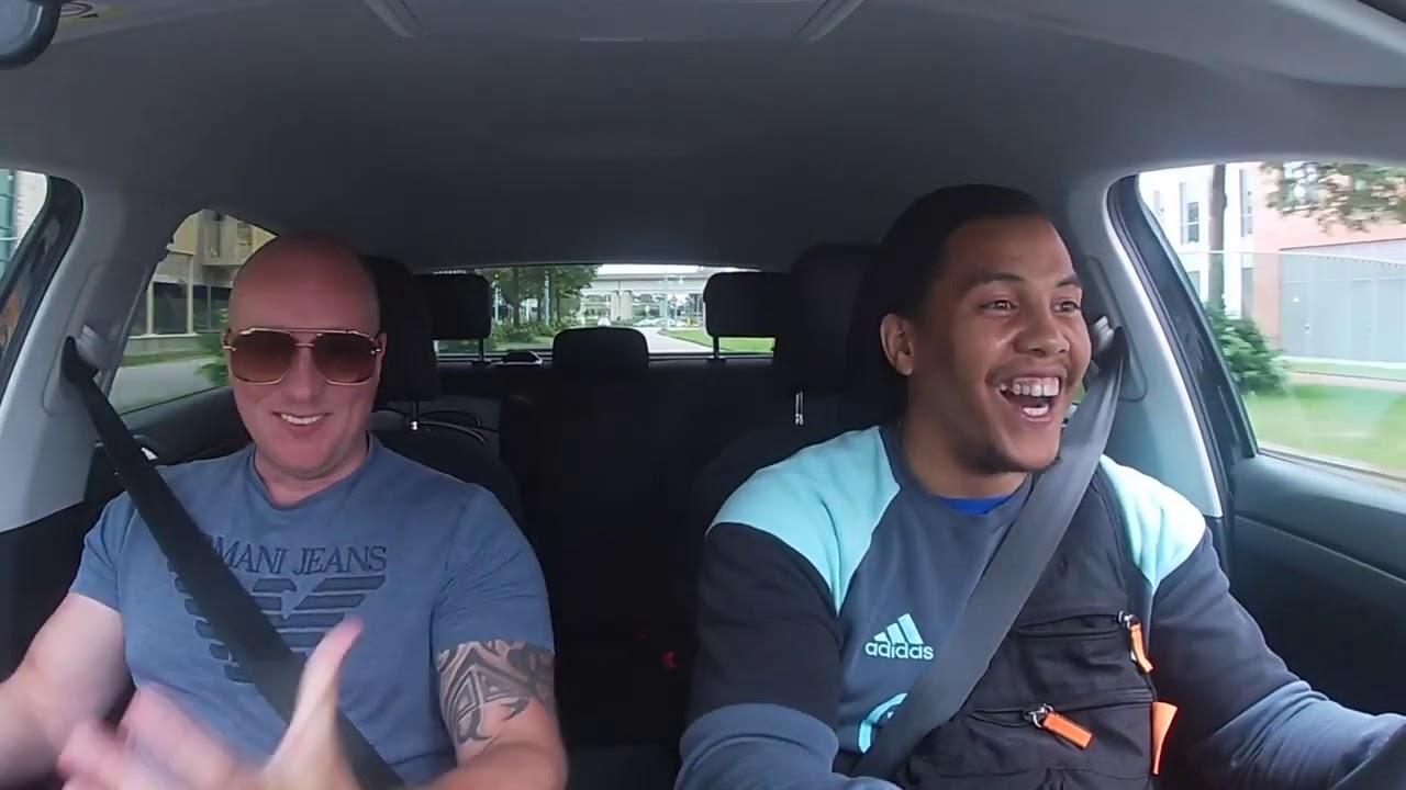 Mario Cash Op Rijles Das Pas Lachen (RijSchoolMajoor)