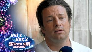 Ant & Dec's Undercover Prank on Jamie Oliver