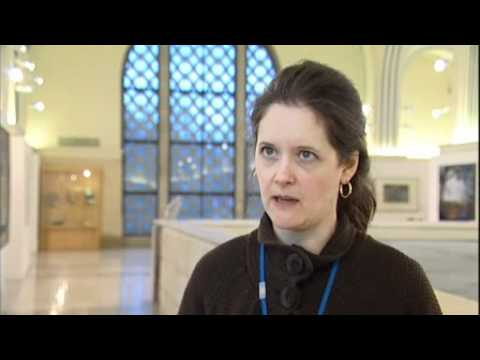 Learning and Outreach Projects Officer - Tanya Wheel at the National Portrait Gallery.
