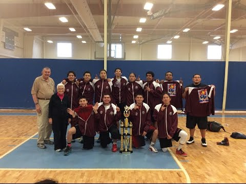 Meskwaki Nation Basketball - 2016 - All West Classic Champs