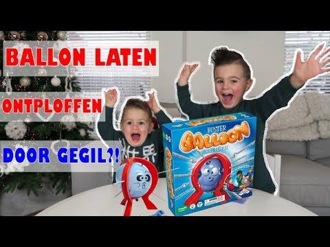 Download Youtube: BOOM BOOM BALLOON SPELEN & UITSLAG WINACTIE | VLOG #20 LAKAP JUNIOR