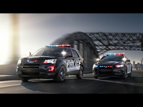 Top 5 Fastest Police Cars in America 2017