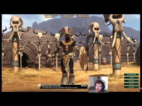 Game 269: Egypt (SP Deity) Part 1