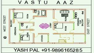 VASTU (EAST FACE) 30