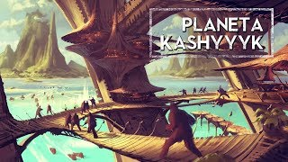 Planeta Kashyyyk [HOLOCRON]