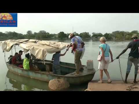 Trip to GEORGETOWN IN THE GAMBIA