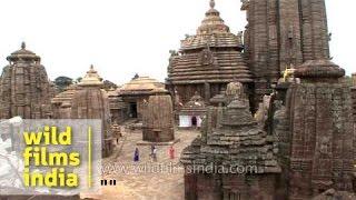 Brahmeswara Temple complex - Bhubaneswar, Odisha