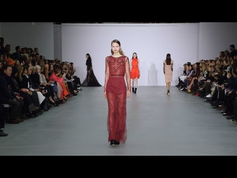 Antonio Berardi AW16 At London Fashion Week
