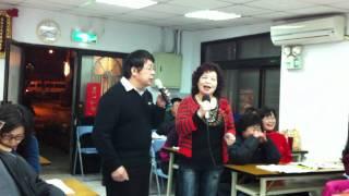 林玉蕊週三歌唱班-20120208【再會安平】-萬吉和瓊梅