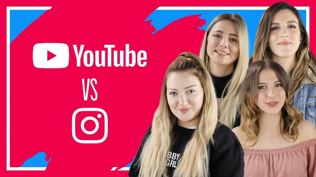 #5 Hangisinde daha çok para var? Youtube mu? Instagram mı?