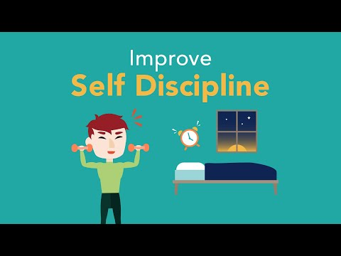 5 Hacks to Improve Self-Discipline in 2021 | Brian Tracy