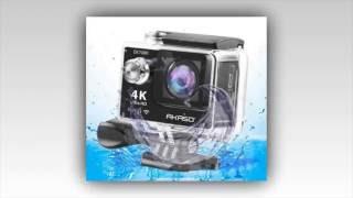 akaso ek7000 4k wifi sports action camera ultra hd waterproof review