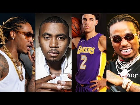 Download Youtube: Lonzo Ball DISRESPECTS Nas AGAIN He CORNY As Hell, I Rock With Real Rappers!