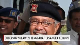 KPK Punya Dua Bukti Kuat Korupsi Gubernur Sultra