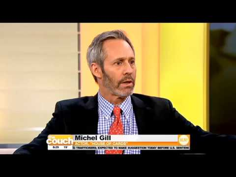 'House Of Cards' Star Michael Gill On The Couch