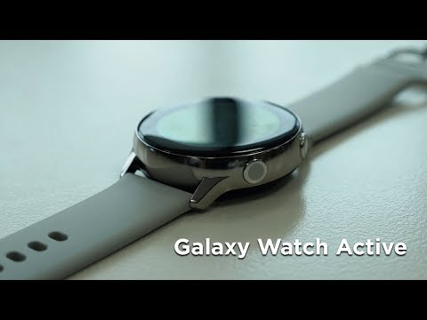 galaxy-watch-active,-official-samsung-introduction