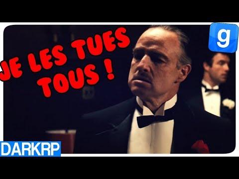 JE DEVIENS MAFIEUX ET TUE TOUT LE MONDE ! Garry's Mod TROLL DarkRP [ FR ]