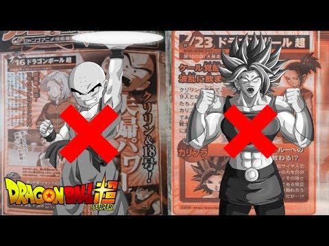 🔴 ¡¡¡NOOO!!! ¿PORQUE TOEI PORQUE? ¡ADIOS A KRILIN Y A KALE! | DRAGON BALL SUPER
