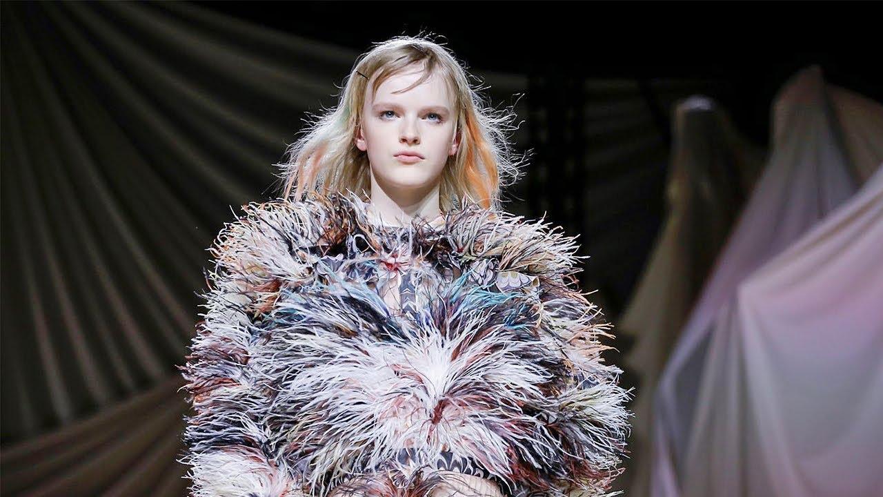 Mary Katrantzou iFalli iWinteri 2020 i2020i Full Fashion Show