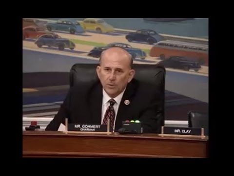 Gohmert Investigates the Culture of Corruption at the DOI