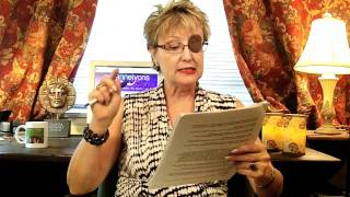 """Tip #4 - Brainstorming for your Mission Statement - Suzanne Lyons """"10 Tips"""" Series"""