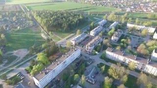 Полет над Парголово(Обзор нижнего Парголово, Санкт-Петербург., 2016-05-14T20:29:57.000Z)
