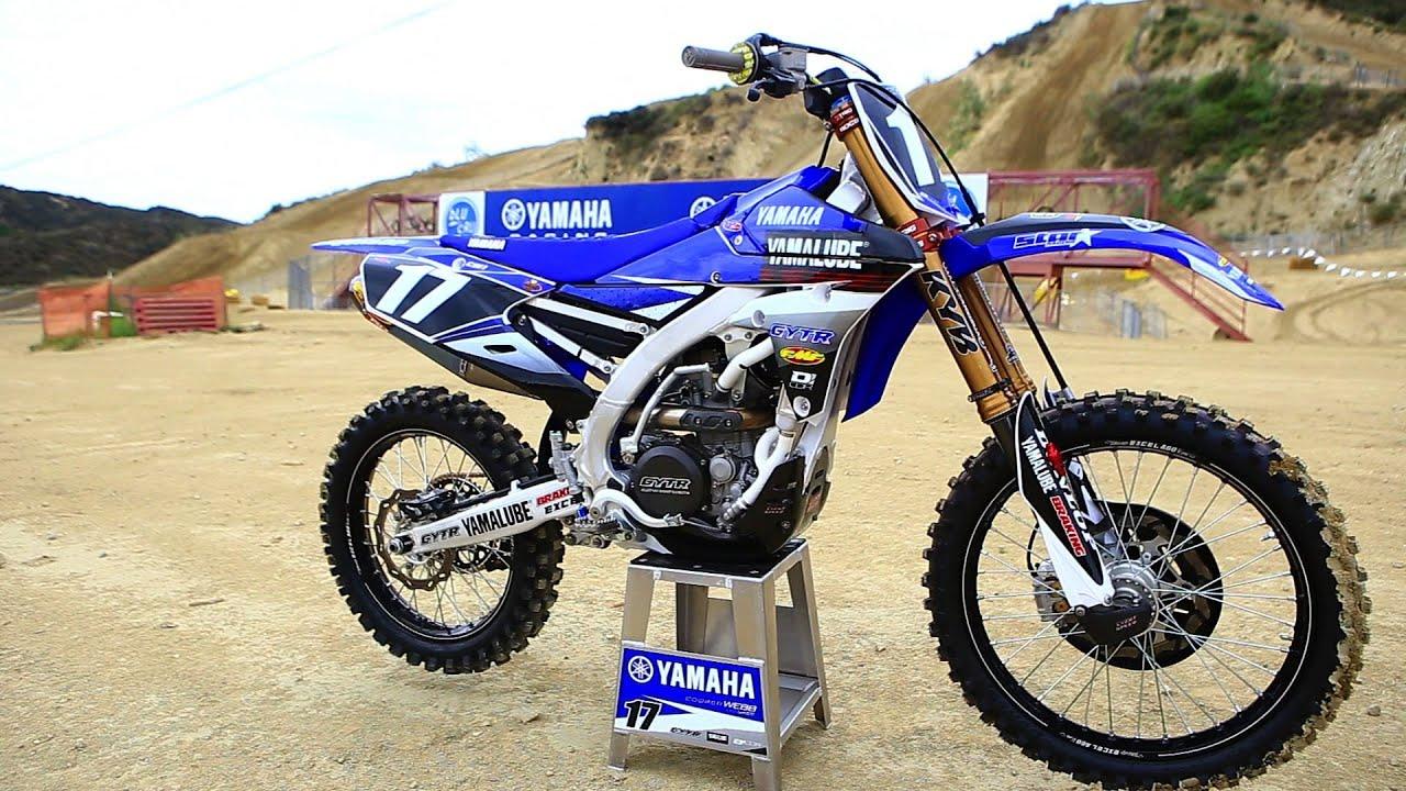 Yamalube With Yamaha Yz