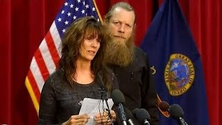 Sergeant Bowe Bergdahl's Parents Make Emotional Public Address To There Son