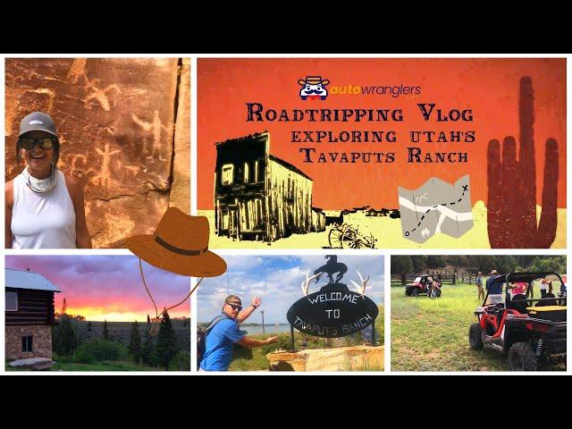 Roadtrip Vlog: Exploring the Tavaputs Ranch in Utah