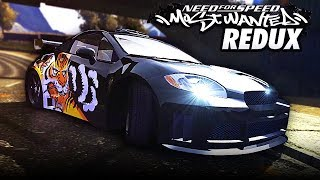 Need for Speed MOST WANTED REDUX | Blacklist #11: BIG LOU