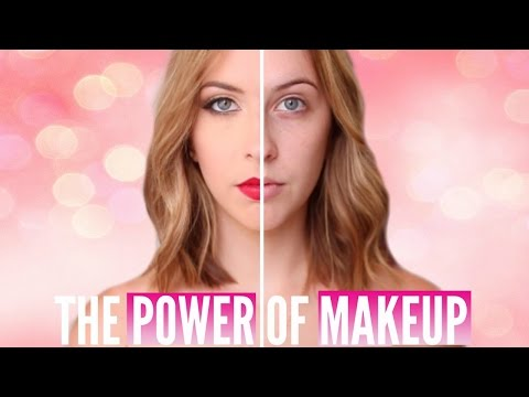 The Power of Makeup - Makeup Transformation - Courtney Lundquist - 동영상