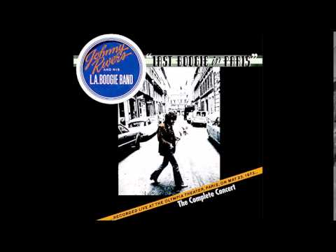 Johnny Rivers - Last Boogie In Paris - Complete Concert