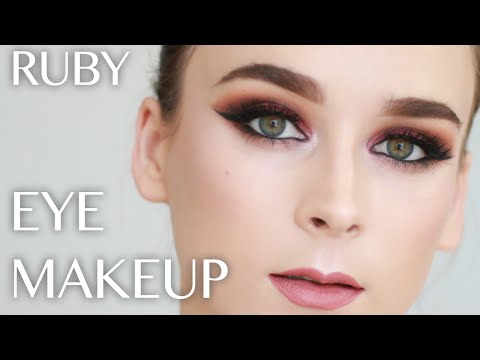 Ruby Smokey Eye | Anastasia Modern Renaissance Palette from YouTube · Duration:  5 minutes 51 seconds