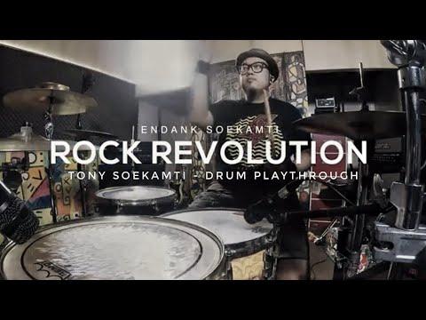 Download Endank Soekamti - Rock Revolution  Drum Playthrough by Tony Soekamti Mp4 baru