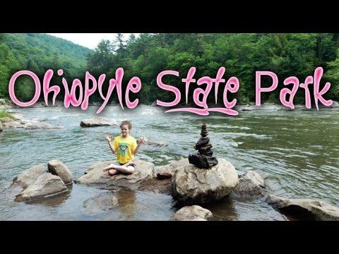 Best Campout Ever! Ohiopyle State Park