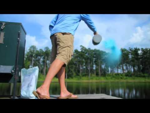 Growing Big Bass : Liquid Assets- The Management Advantage #7