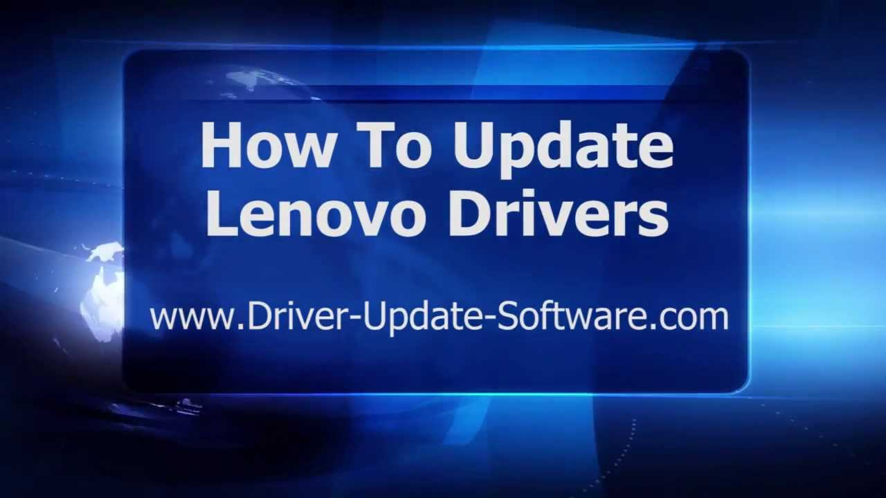 How To Download & Update Lenovo Drivers Fast [Working 2018]
