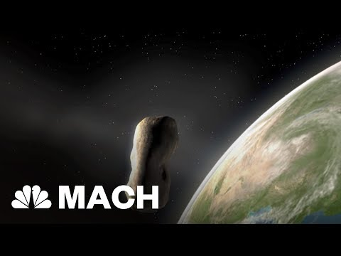 This Week: Asteroid Florence Is Passing By Earth | Mach | NBC News