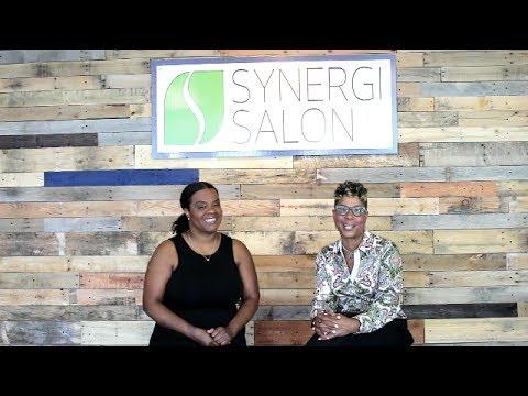 """Rita Fuller-Yates sits down with Natural Hair expert Karen Gary on this episode of """"Gamechangers"""""""