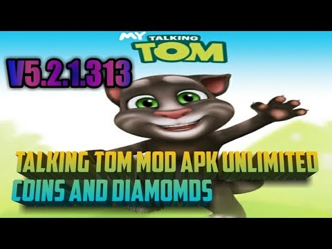 talking tom mod apk techylist