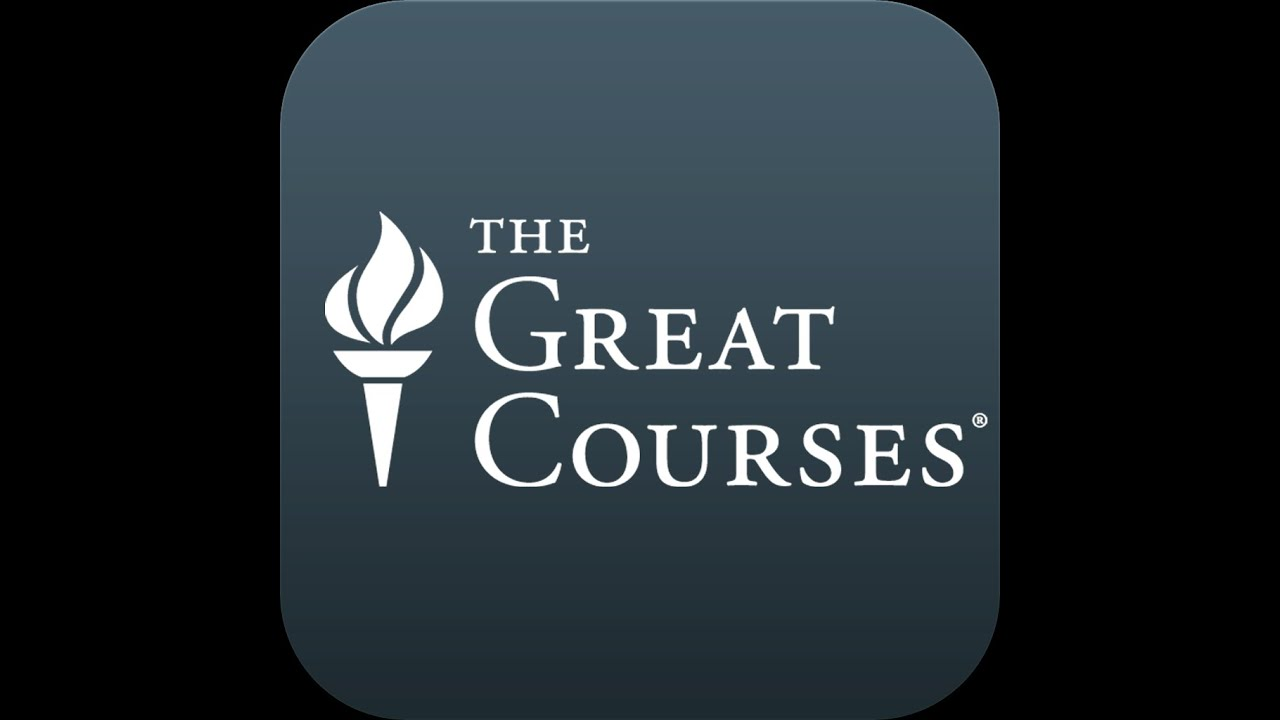 How to use the Great Courses & Find the PDF on Audible com!