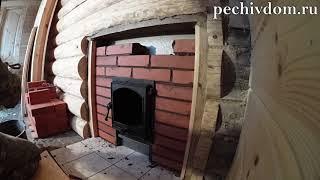 видео Противопожарные мероприятия при эксплуатации камина, печи