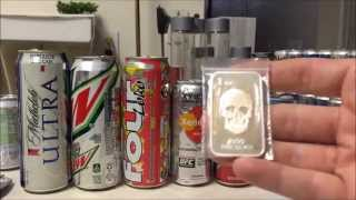 SCRAPPING: How many aluminum cans does it take to make a pound?